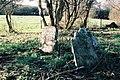 East Stoke, gravestones in a forgotten corner - geograph.org.uk - 505227.jpg