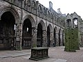 Edinburgh - Holyrood Abbey, precinct and associated remains - 20140427115408.jpg