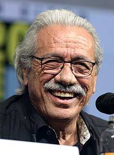 Edward James Olmos American actor and director