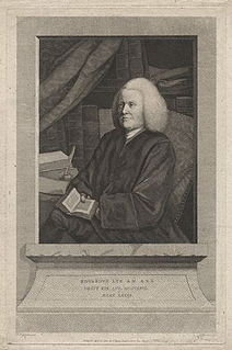 Edward Lye English priest