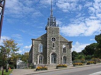 Battle of Sainte-Foy - The Church of Sainte-Foy commemorates this battle