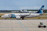 EgyptAir, SU-GDC, Boeing 737-866 (19733050733).jpg