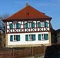 Ein schönes fränkisches Fachwerkhaus - panoramio.jpg