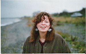 Eithne Ní Uallacháin - Eithne, taken by her husband Gerry O'Connor