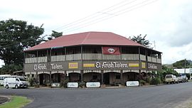 El Arish Tavern, El Arish, Queensland, 2016.jpg