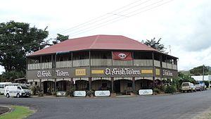 El Arish, Queensland - El Arish Tavern, 2016