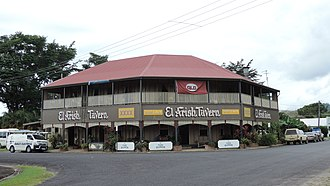 El Arish, Queensland - El Arish Tavern, 2016