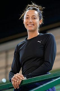 Elisa Di Francisca Italian foil fencer