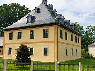 Ellefeld - Image: Ellefeld Oberes Schloss