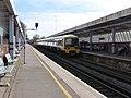 Eltham arrival 3 (13674656035).jpg