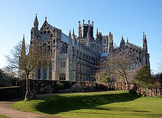 Dean of Ely - Ely Cathedral