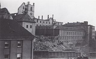 Bombing of Prague