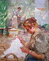 Emile Claus, 1899 - Sunny Day.jpg