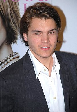 Emile Hirsch bij de jaarlijkse Breakthrough Awards van Hollywood Life Magazine in 2007.