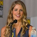 Emily Bett Rickards at the 2013 Comic-Con (cropped1).jpg
