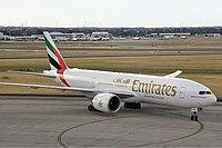 A6-EWG - B77L - Emirates