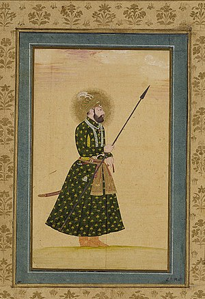 Sayyid brothers - the Mughal Emperor Jahandar Shah