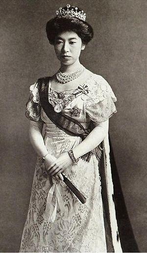 Empress Teimei
