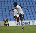 Eniola Aluko England Ladies v Montenegro 5 4 2014 327.jpg