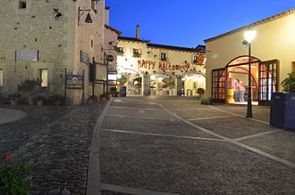 PortAventura World - Entrance.