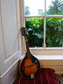 Epiphone Mandolin, Clearleft Hack Farm 2012.jpg