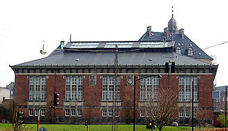Danish National Business Archives - Former Danish National Business Archives.