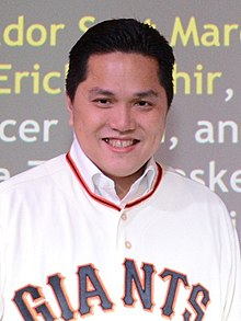 Description de l'image Erick Thohir.jpg.
