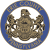 Official seal of Erie County