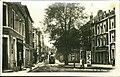 Esch-Alzette, avenue de la Gare, carte postale 9428.jpg