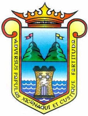 Lagos de Moreno - Image: Escudo jalisco lagosdemoreno