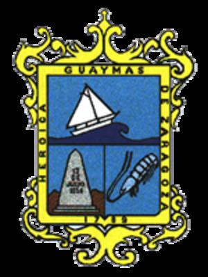 Guaymas - Image: Escudo de Guaymas Sonora