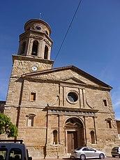 Iglesia de San Jaime, Ulldemolins (1583)