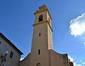 Església de sant Vicent Ferrer de l'Atzúvia, campanar.JPG