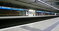 Estació d'Entença del metro de Barcelona.jpg