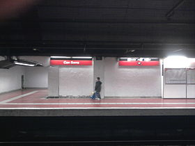 Image illustrative de l'article Can Serra (métro de Barcelone)