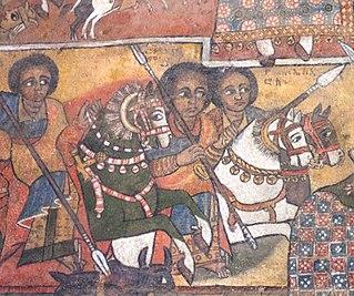 Amda Seyon I Emperor of Ethiopia, 1314-1344