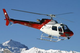Airbus Helicopters - Image: Eurocopter AS 350B 3 Ecureuil, Heli Linth AN1174998
