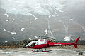 Eurocopter AS350 B2 Ecureuil (N145TH) on Glacier.jpg