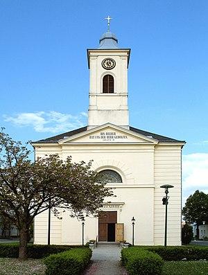Evang.-Kirche-Lutzmannsburg