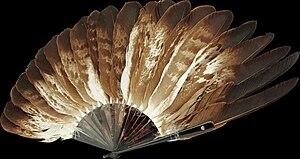 Duvelleroy - Duvelleroy fan, 1920.