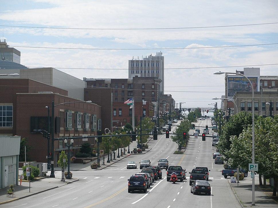 Everett - Hewitt Ave