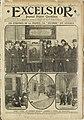 Excelsior, journal illustré quotidien, La Joconde est Revenue, 1 January 1914.jpg