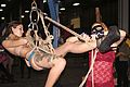 Exxxotica NJ 2013 suspension bondage demo 03.jpg