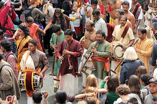 Fête de Ganesh, Paris 2012 062