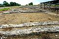 F07 Alesia Ausgrabungen, Fundamente neben Werkstätten.0024.JPG