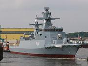 Braunschweig class corvette (F 261)