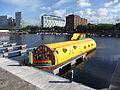FAB4 narrowboat, Salthouse Dock, Liverpool (1).JPG