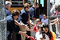 FEMA - 44123 - FEMAs Nancy Ward with students in California.jpg