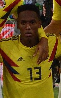 Yerry Mina Colombian association football player