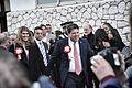 Fabián Picardo en su recorrido tras conocerse que será el nuevo Ministro Principal de Gibraltar (23322322826).jpg